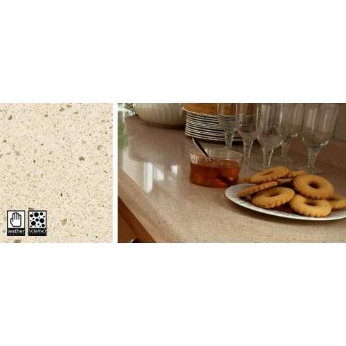 Silestone Quartz Blanco Capri - Stone Series