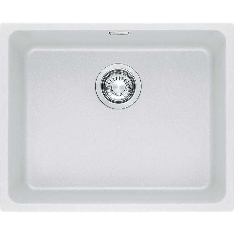 Kitchen Fittings Direct Voucher Code: Franke Kubus KBG 110 50 Fragranite Sink