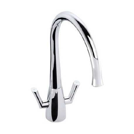 Abode Fluid Tap Chrome
