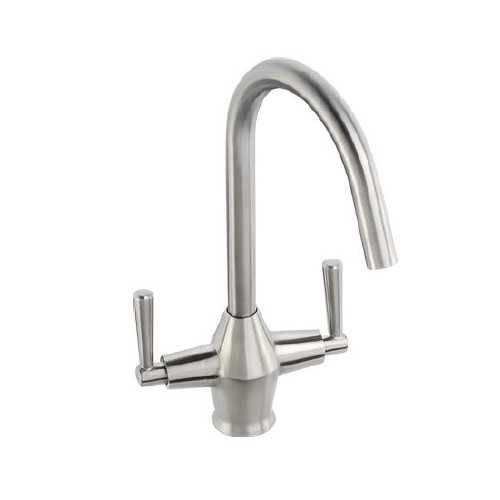 Abode Taura Tap - Stainless Steel