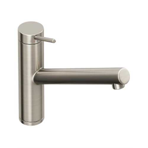 Abode Pluro Single Lever Tap Brushed Nickel Finish