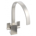 Abode Atik Tap Brushed Nickel