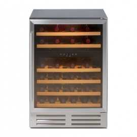 Newworld 600mm Wine Cooler - Stainless Steel