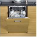Belling 45cm Fully Integrated Dishwasher