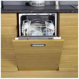 Belling 45cm Slimline Integrated Dishwasher