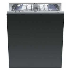 Smeg 60cm Integrated Dishwasher