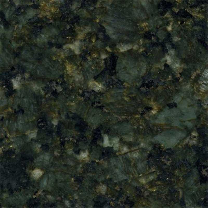 Verde Ubatuba Granite Solid Kitchen Worktop