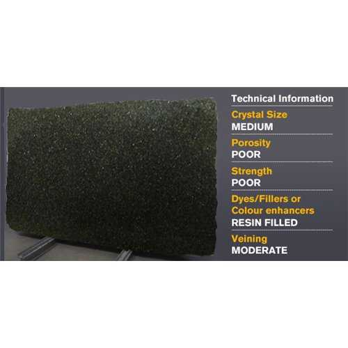Verde Ubatuba Granite Slab