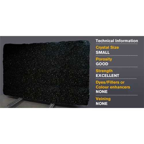 Star Galaxy Granite Slab