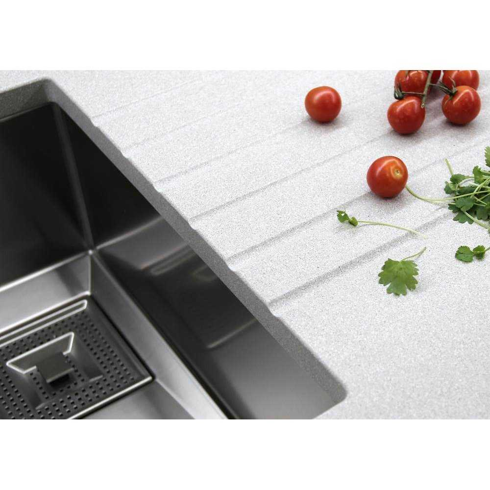 Mistral Consera Solid Surface Kitchen Worktops