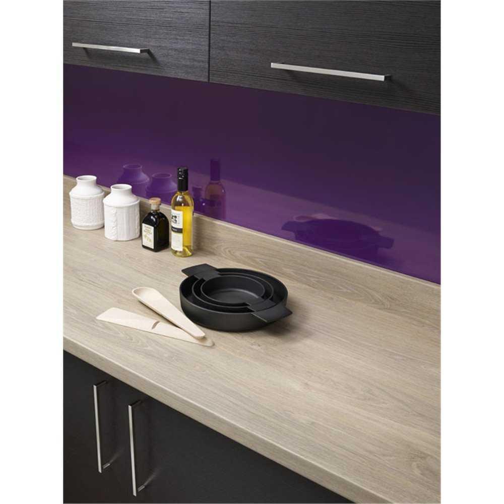 Omega Quebec Oak Ultramatt Finish Laminate Kitchen Worktop