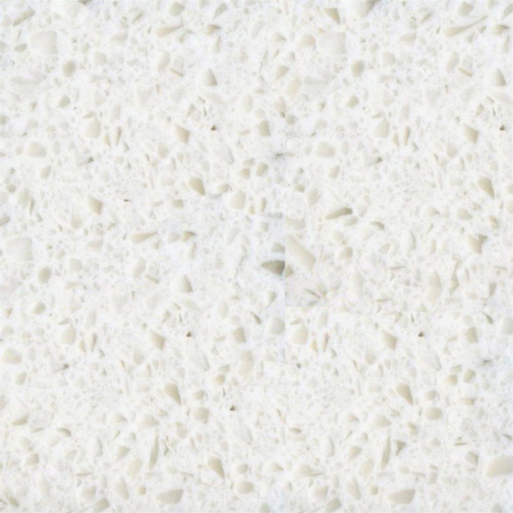 Apollo Slabtech Snowflake Solid Surface Kitchen Worktop