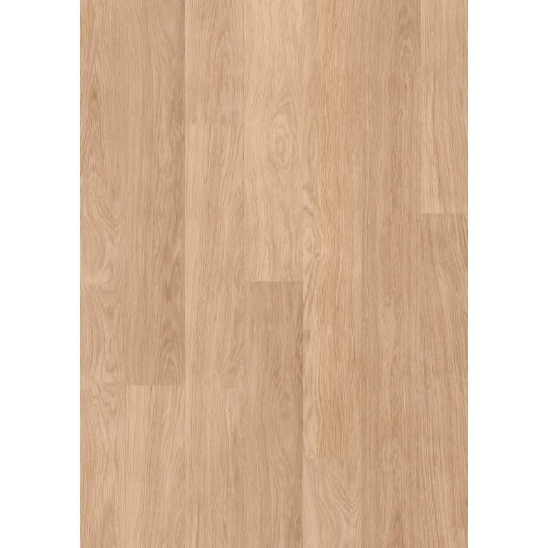 Quick - Step White Varnished Oak U915