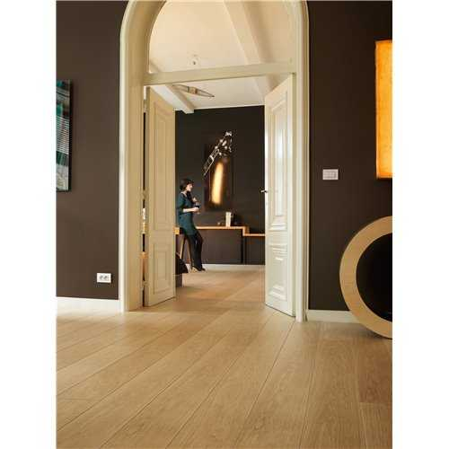 Quick - Step Natural Varnished Oak LPU1284