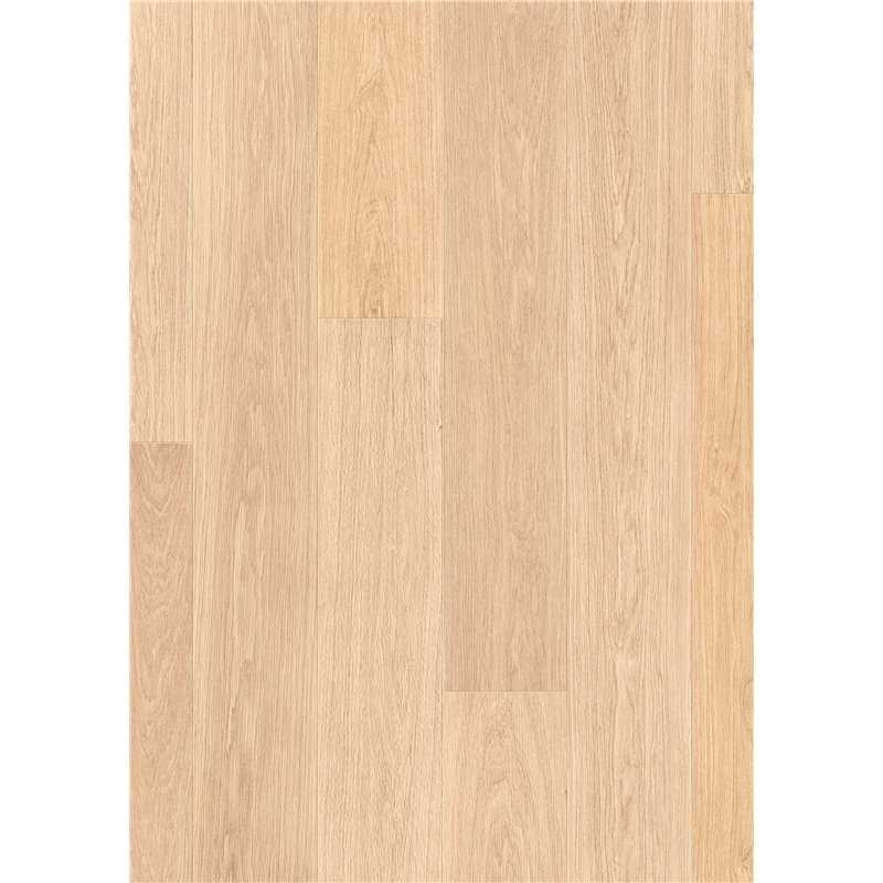 Quick - Step White Varnished Oak LPU1283
