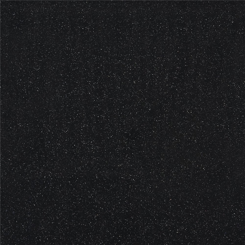 Nuance Black Quartz Gloss Finish Laminate Bathroom Worktops