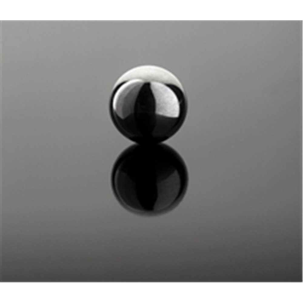 Nuance Black Quartz Gloss Finish Laminate Bathroom Worktops