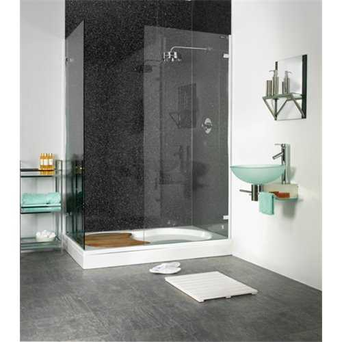 Showerwall Black Galaxy