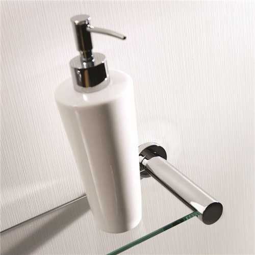Showerwall Linea White