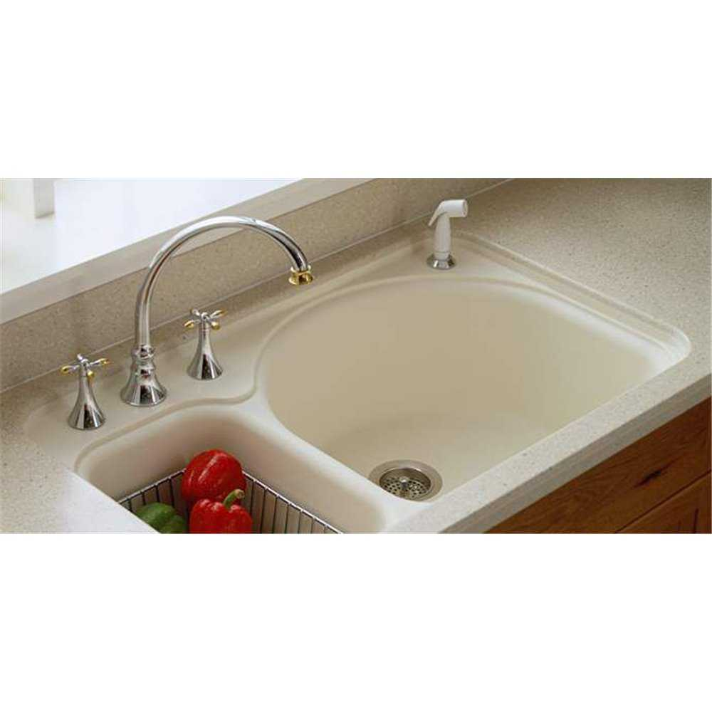 Kitchen Worktops Direct: Corian Vanilla Solid Surface Kitchen Worktops