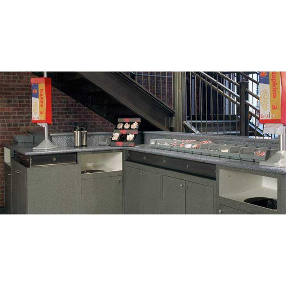 Corian Platinum Solid Surface Kitchen Worktops
