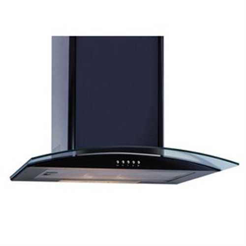 Flavel Curved Glass Chimney Hood