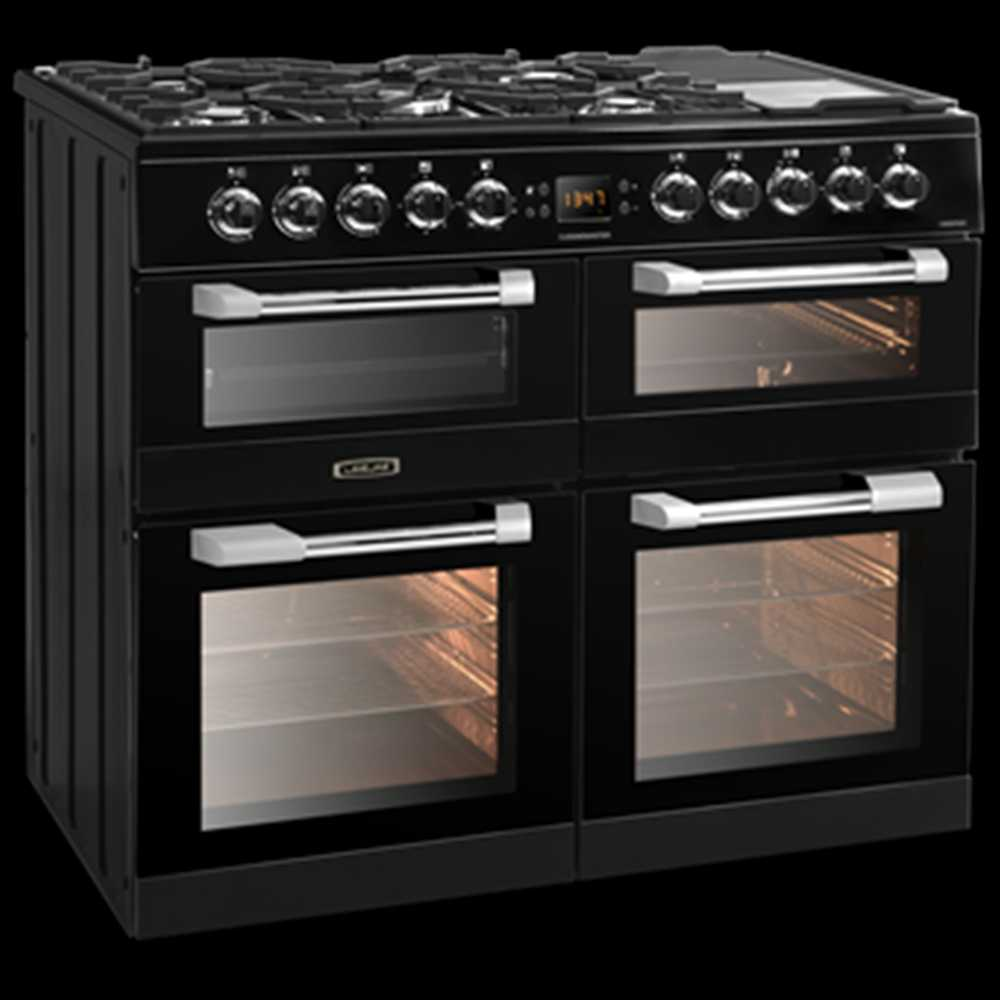 Leisure Cuisinemaster Range Dual Fuel Ceramic Cooker
