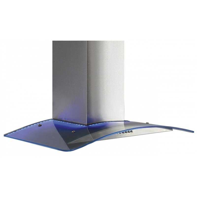 Flavel Curved Glass With LED