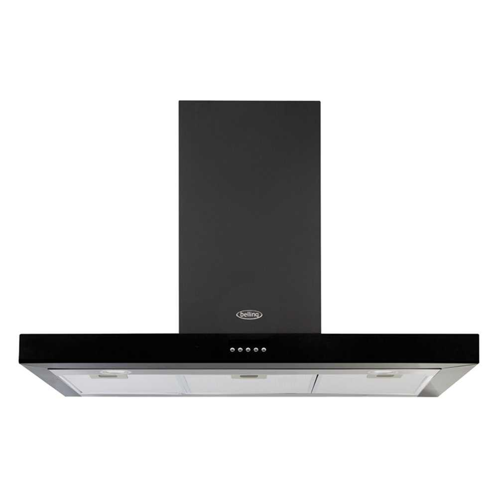 Belling 100 Flat Cooker Chimney Hood