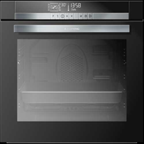 Grundig 60cm Single Multifunction Oven with Multi-Taste & Chef Assist