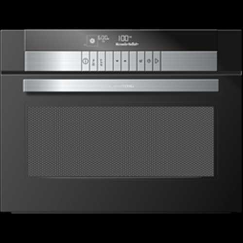 Grundig 45cm Compact multifunction oven with microwave & chef assist