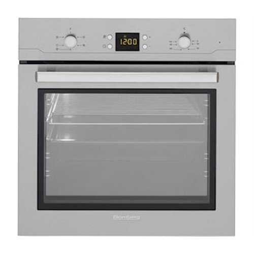 Blomberg 60cm Fan oven with LED programmer