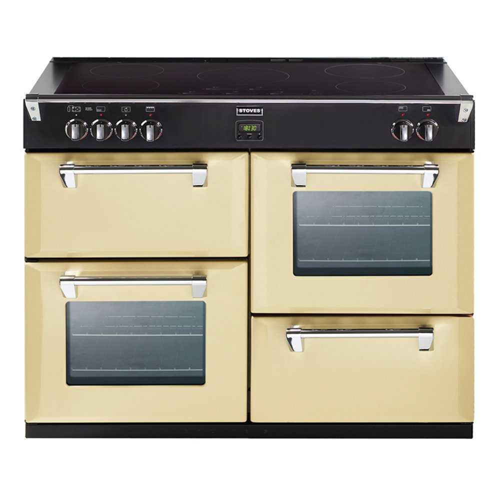 Stoves Richmond Range Dual Fuel And Gas Kitchen Cookers