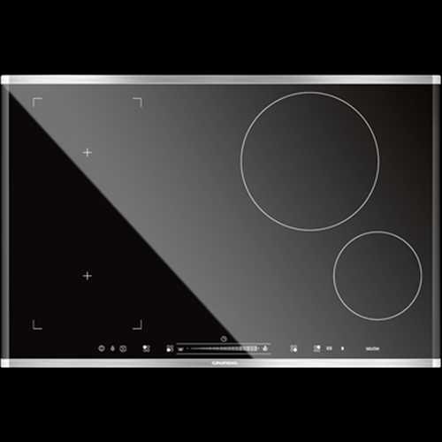 Grundig 80cm Induction hob with touch controls