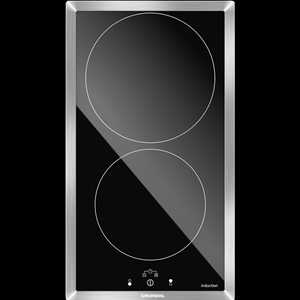 Grundig 30cm Front control fully framed induction hob