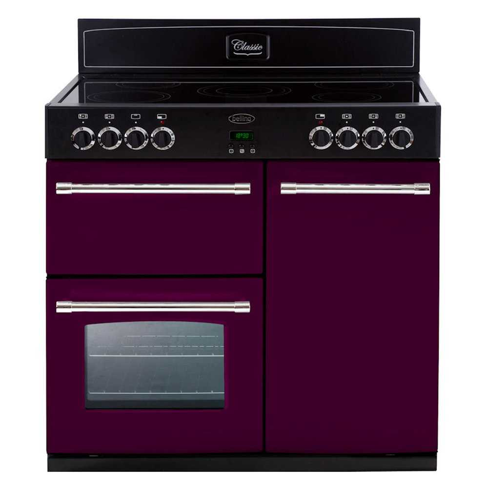 Belling Classic Range Cookers Stoves 1 Piece Gas Hon 5