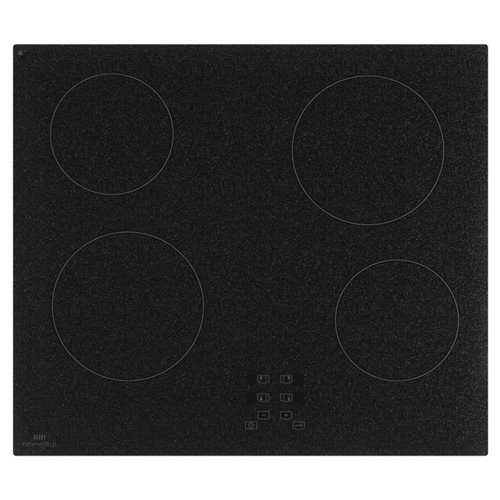 Newworld 60cm Black granite effect touch control ceramic hob
