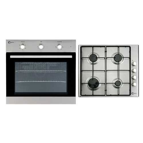 Flavel Single electric fan oven and Hob Pack