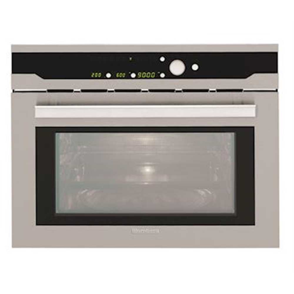 Blomberg 45cm built in compact combi microwave oven 32 litre for Small built in microwave oven