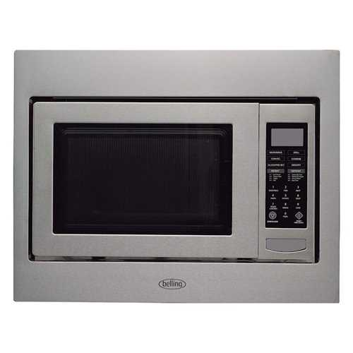 Beko Built-in combi-microwave with convection oven & grill