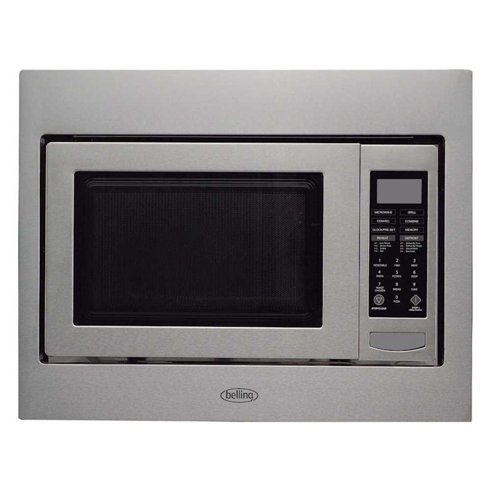 Built In Combi Microwave Oven And Grill: Beko Built-in Combi-Microwave With Convection Oven & Grill