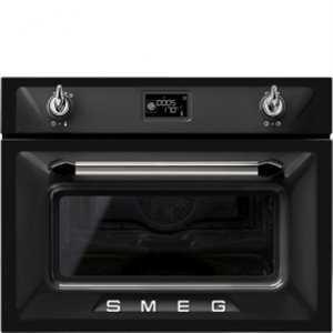 Smeg 60cm Compact combination microwave