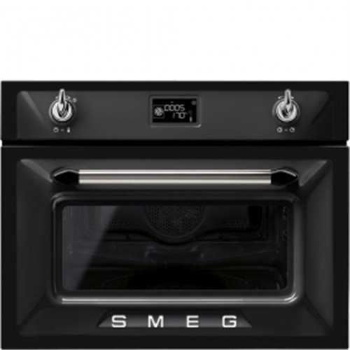 Smeg 60cm Compact combination microwave