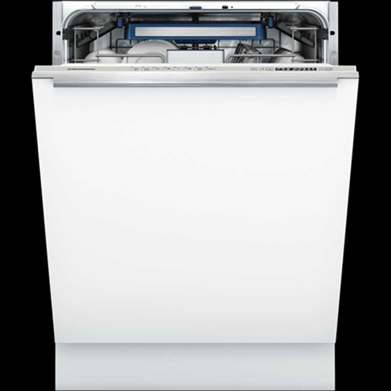 Grundig 60cm Dishwasher with only 6 litre water consumption