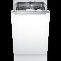 Grundig 45cm Slimline dishwasher with A++ energy rating