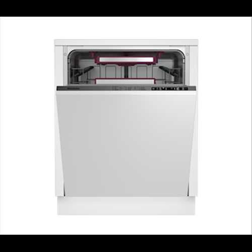 Blomberg 60cm Integrated dishwasher with A++ energy rating and optima inverter motor