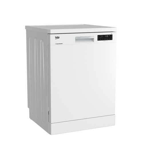 Beko EcoSmart full size dishwasher with A++ energy rating and 6 litre water consumption
