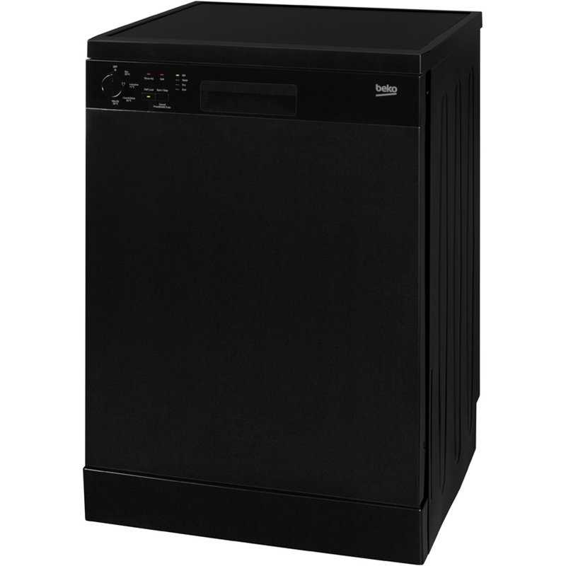 Beko Full size dishwasher with A+ energy rating and clean & shine programme