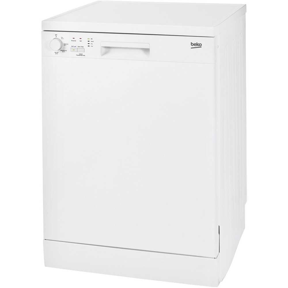 Beko Full Size Dishwasher With A Energy Rating Clean