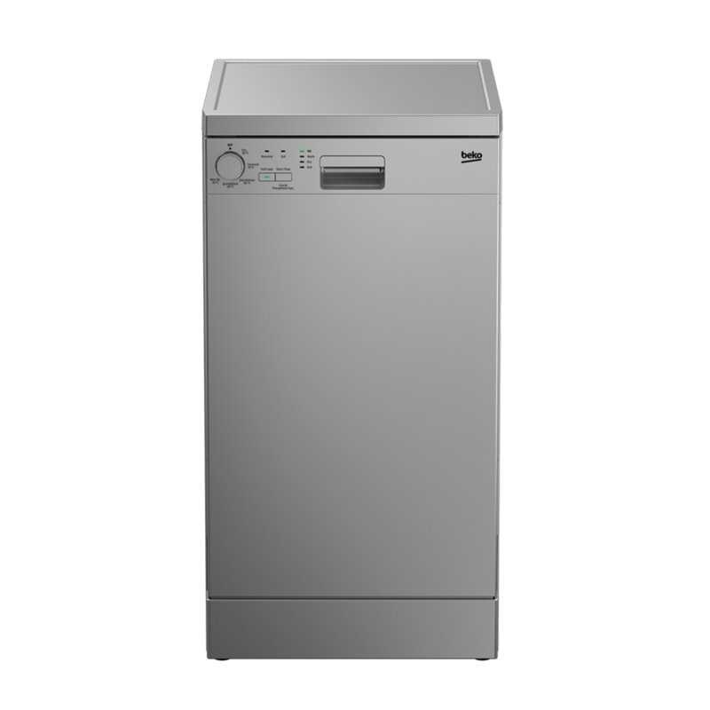 Beko Slimline dishwasher with A+ energy rating